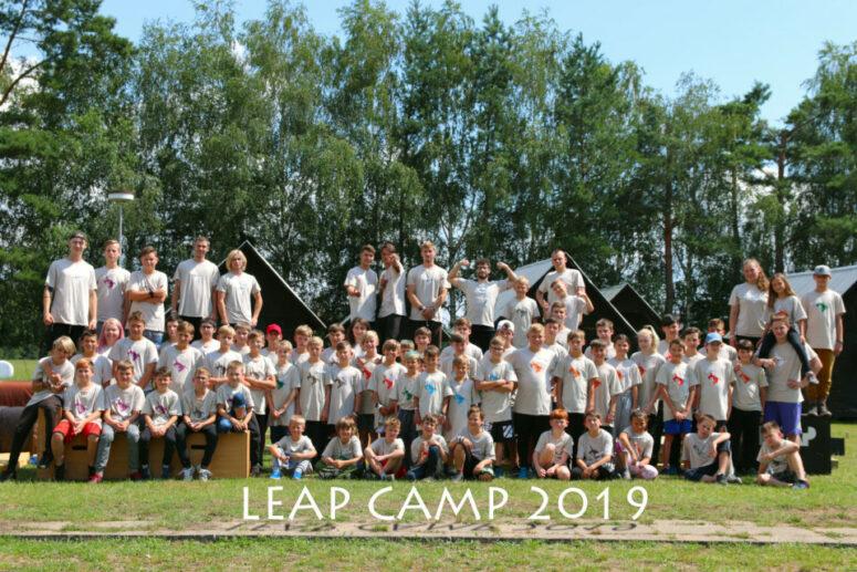 Leap Camp