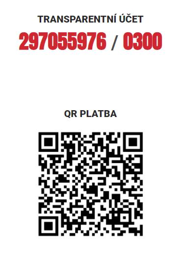 Transparentní účet UM Parkour Park